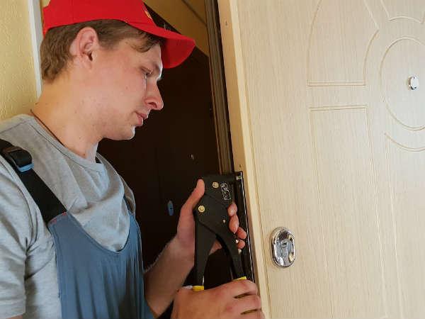 ремонт дверей в Домодедово