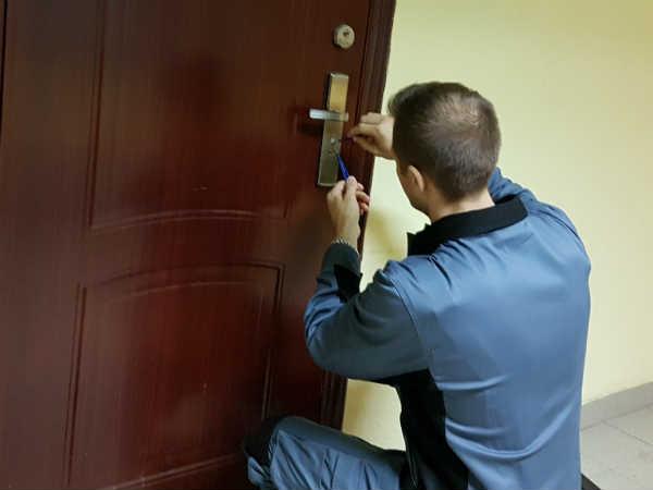 вскрытие дверей в Домодедово